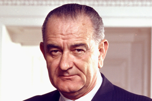 Lyndon B Johnson | Photo: Arnold Newman, White House Press Office/Creative Commons