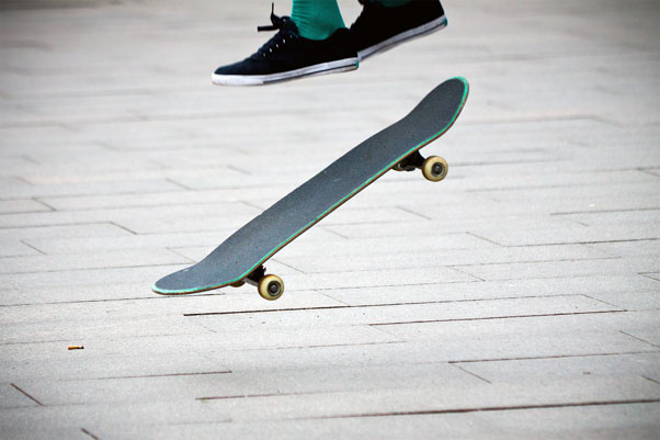 Skateboarding Quotes | Photo: Stig Nygaard/Creative Commons