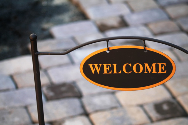 Welcome Quotes | Photo: Josh Meek/Creative Commons